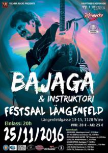 Bajaga i instriktori - Vienna - Zajecarsko
